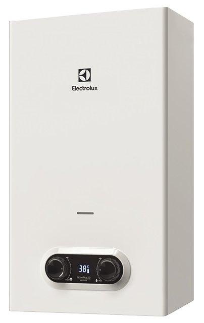 Проточный газовый водонагреватель Electrolux GWH 10 NanoPlus