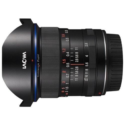 Фото - Объектив Laowa 12mm f/2.8 Zero-D Sony E объектив laowa 15mm f 4 5 zero d shift nikon z черный