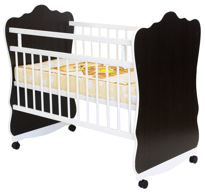 Кроватка Промтекс Колибри Велла 3