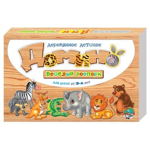 Фото - Настольная игра Десятое королевство Веселый зоопарк 01515 настольная игра десятое королевство веселый счет