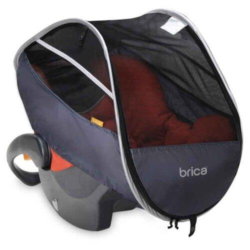 Munchkin защитный капюшон для автокресла-переноски черныйАксессуары для колясок и автокресел<br>