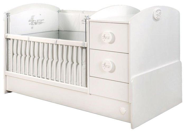 Кроватка Cilek Baby Cotton St (трансформер)