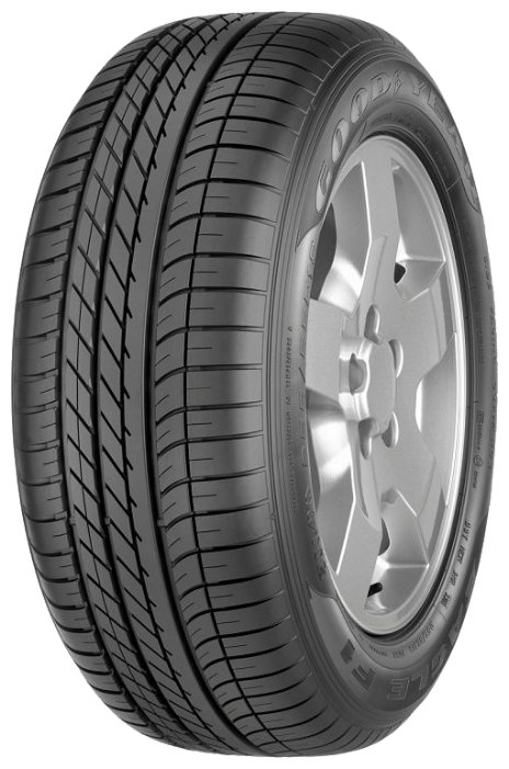 Автомобильная шина GOODYEAR Eagle F1 Asymmetric SUV 285/45 R19 111W летняя