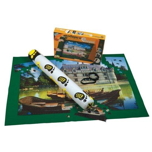 Коврик для пазлов Step puzzle 76046 пазлы step puzzle коврик для сборки пазлов