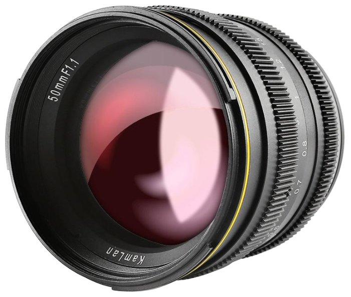 Объектив SainSonic 50mm f/1.1 Canon EF-M