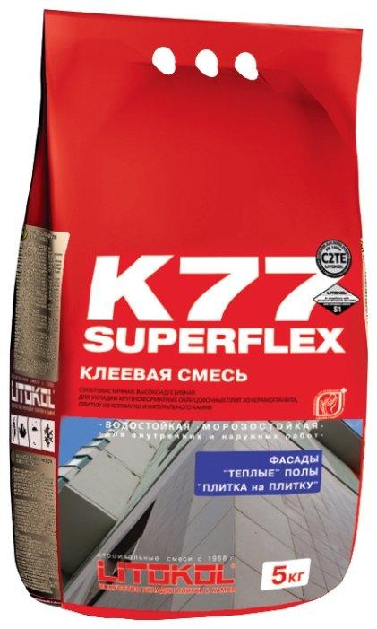 Клей Litokol Superflex K77 5 кг