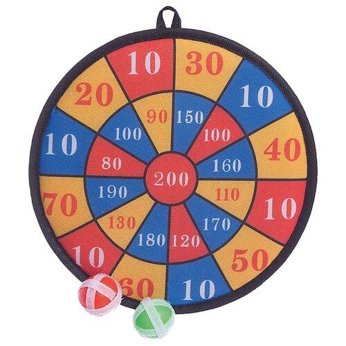 Дартс Shantou Gepai с шариками-липучками (889), Спортивные игры и игрушки  - купить со скидкой