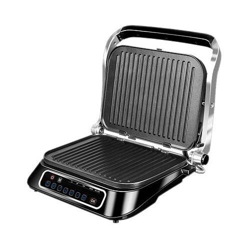 Гриль REDMOND SteakMaster RGM-M805 нержавеющая сталь/черный