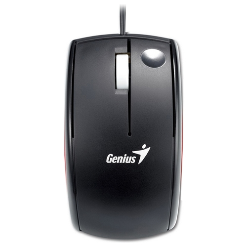 Мышь Genius ScrollToo 210 Black USB