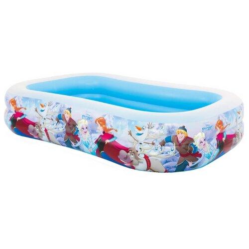 Детский бассейн Intex Frozen heart 58469 детский бассейн intex океан 56452