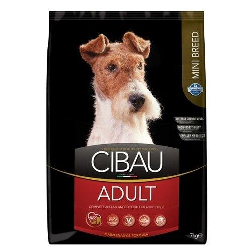 Сухой корм для собак Farmina Cibau 7 кг (для мелких пород) сухой корм farmina cibau sensitive lamb medium