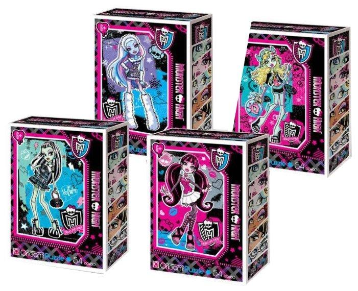 Пазл Origami Monster High (05499) в ассортименте, 54 дет.