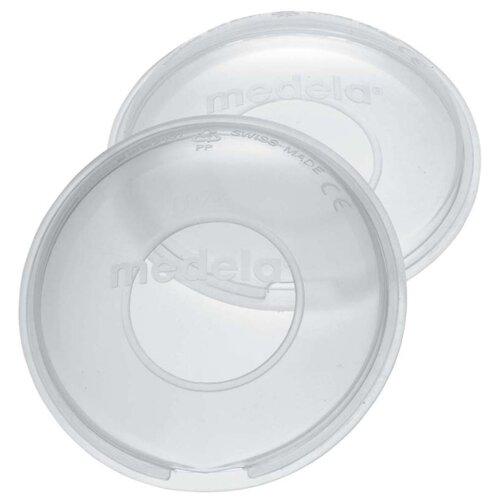 Накладка для сбора грудного молока Medela 008.0240 2 шт набор прокладок для груди medela многоразовые 4 шт
