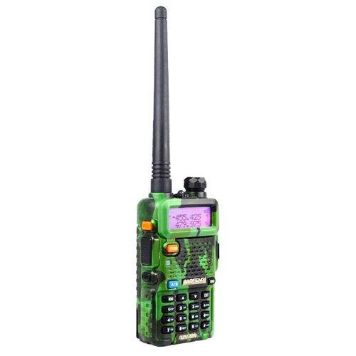 Рация Baofeng UV-5R зеленый рация