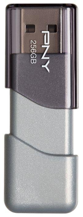 Флешка PNY Elite Turbo Attache 3 256GB