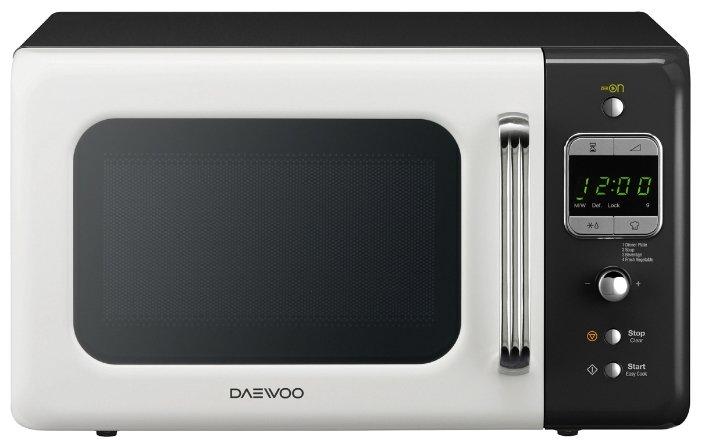 Daewoo Electronics Микроволновая печь Daewoo Electronics KOR-6LBRWB