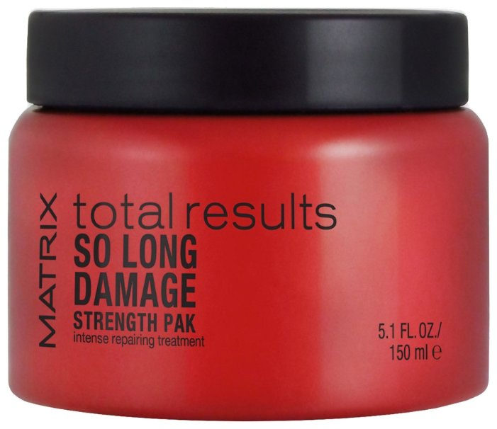 Matrix Маска для поврежденных волос So Long Damage Total Results