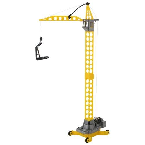 Купить Подъемный кран Wader Агат (57167) желтый, Машинки и техника
