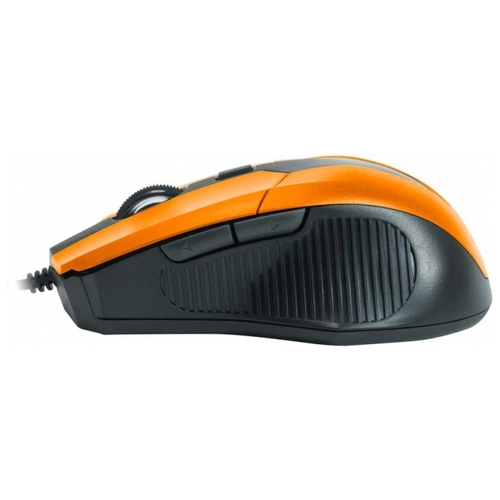 Мышь CBR CM 301 Orange USB