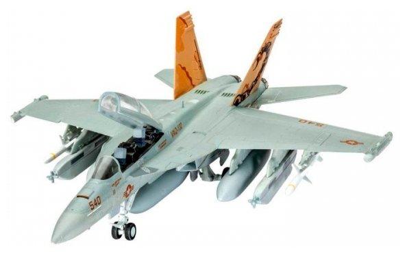 Сборная модель Revell EA-18G Growler (04904) 1:144