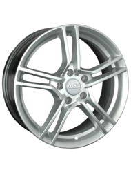 Диск колесный LS Wheels 908 7x17/5x112 D57.1 ET45 HP - фото 1