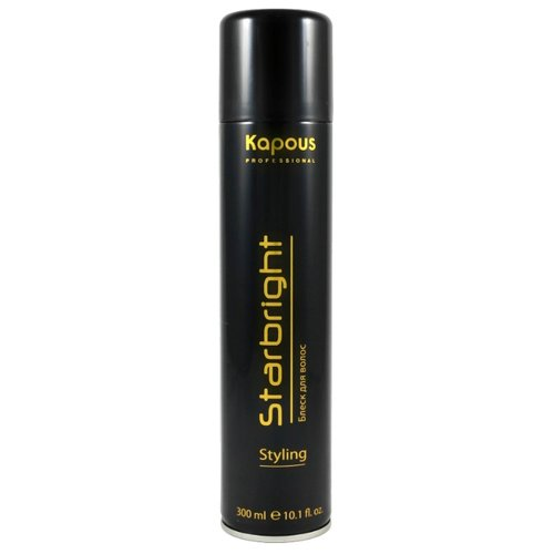 Фото - Kapous Professional Спрей-блеск для волос Starbright, средняя фиксация, 300 мл kapous professional тальк для