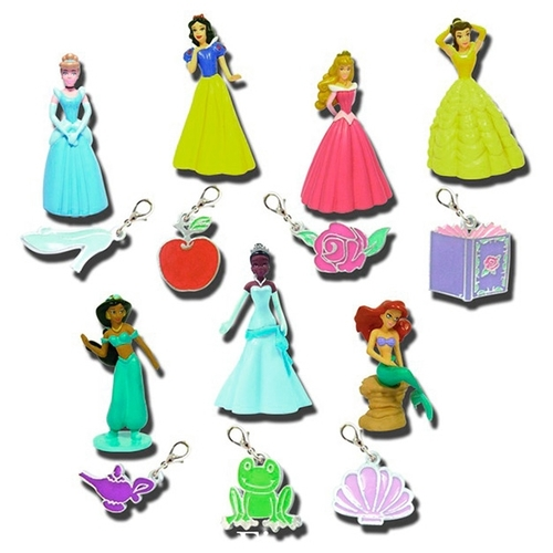 Фигурка Tomy Disney Princess с брелоком T88191