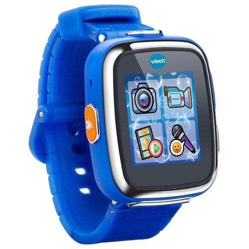 Часы VTech Kidizoom Smartwatch DX royal blue vtech kidizoom smartwatch dx камуфляж