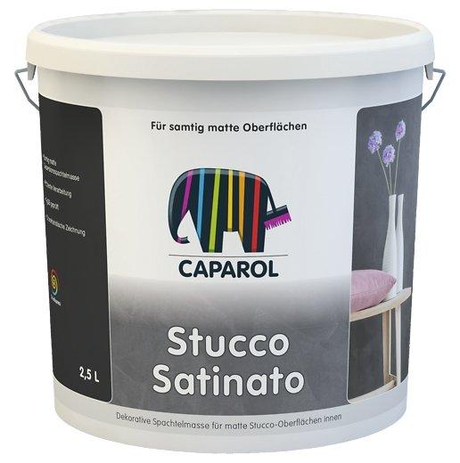 Шпатлевка Caparol Capadecor Stucco Satinato