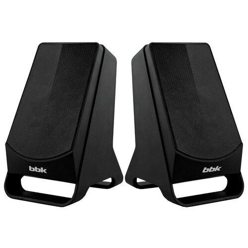 цена на Компьютерная акустика BBK CA-199S черный