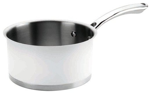 Ковш Lacor Cookware White 1,5 л