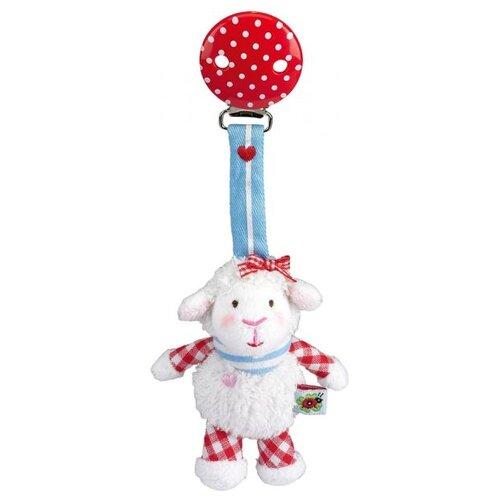 Подвесная игрушка Spiegelburg Овечка Baby Gluck (90185) белый, Подвески  - купить со скидкой