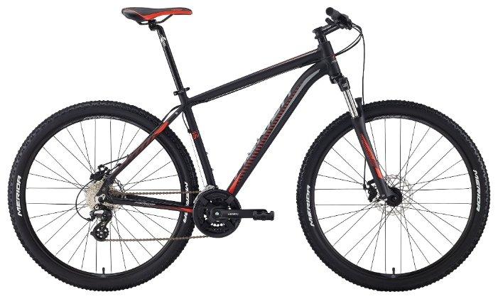 Велосипед для взрослых Merida Big.Nine 15-MD (2018)