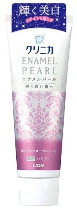 Зубная паста Lion Clinica Enamel Pearl мята, жасмин