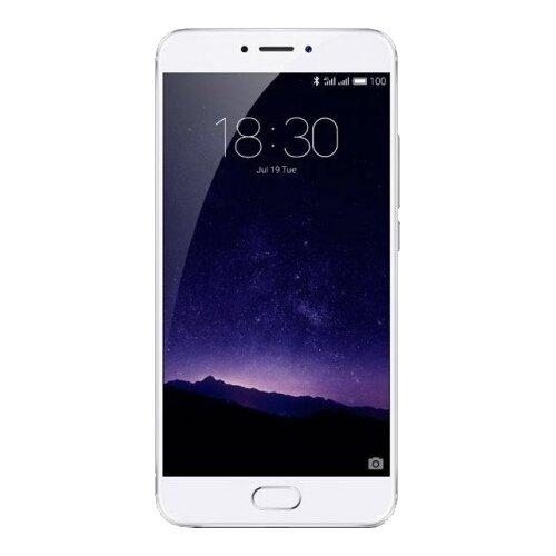 Смартфон Meizu MX6 4/32GB серебристый смартфон meizu m5с 16gb gold