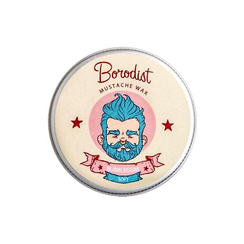 Borodist Воск для усов Bubblegum, 13 г по цене 699