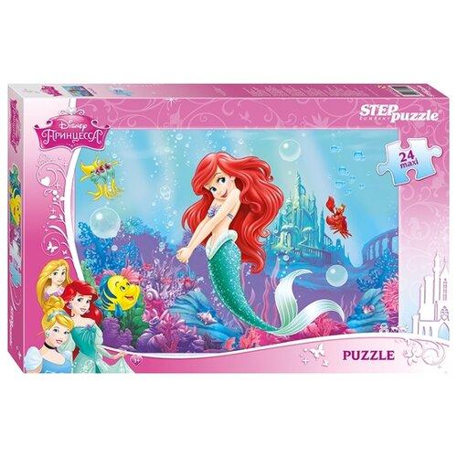 Пазл Step puzzle Disney Русалочка (90021), 24 дет. пазл step puzzle park