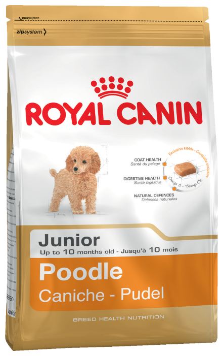 Корм для собак Royal Canin Poodle Junior