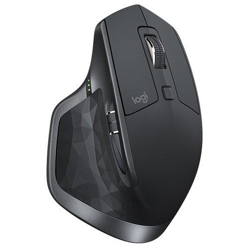 Купить Мышь Logitech MX Master 2S Black Bluetooth