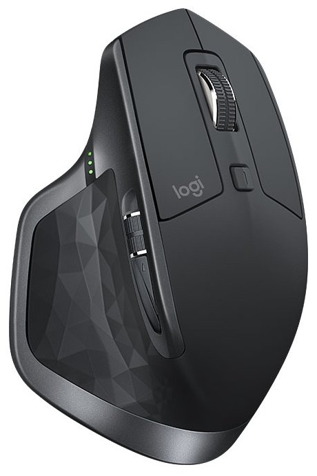 Мышь Logitech MX Master 2S Black USB + Bluetooth 910-005139