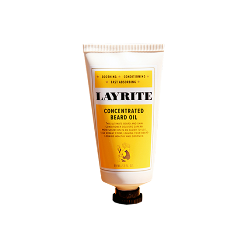 Layrite Масло для бороды Concentrated Beard Oil, 59 мл