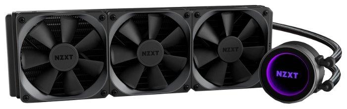 Кулер для процессора NZXT Kraken X72