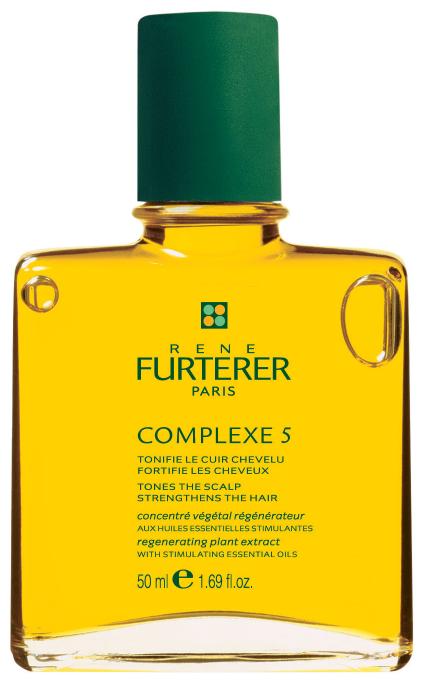 Rene Furterer Complexe 5 Концентрат стимулирующих эфирных масел для кожи головы
