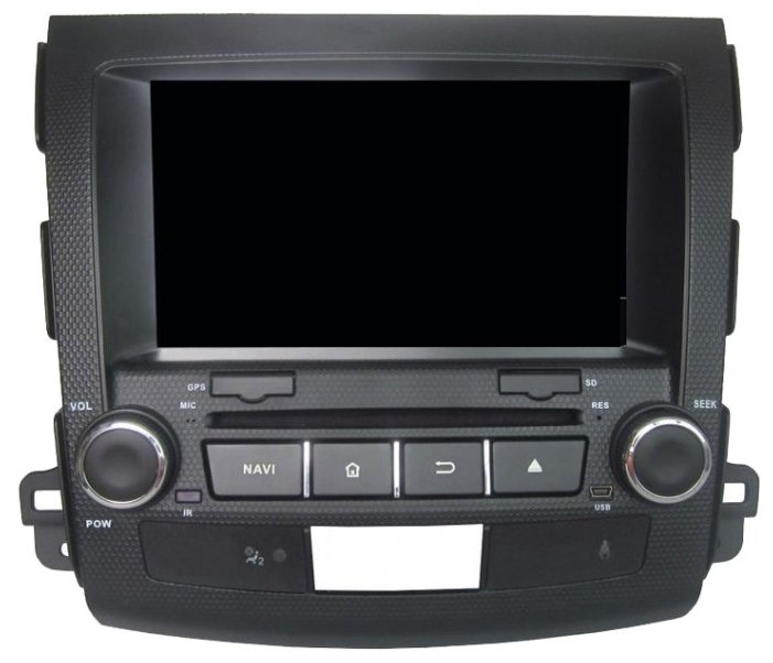 Автомагнитола FlyAudio RD-2606 Citroen