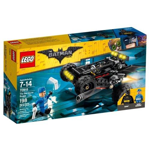 Купить Конструктор LEGO The Batman Movie 70918 Пустынный багги Бэтмена, Конструкторы