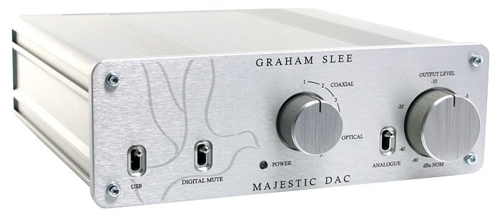 ЦАП Graham Slee Majestic DAC