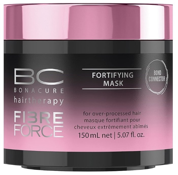 Schwarzkopf BC Bonacure Fibre Force Fortifying Mask - Маска укрепляющая для волос 150 мл