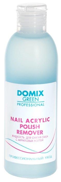 Domix green жидкость для снятия гель лака
