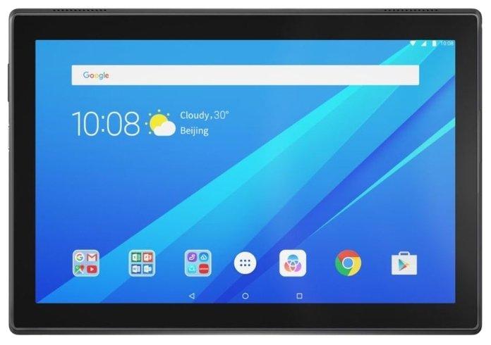 Планшет Lenovo Tab 4 TB-X304L ZA2K0123RU (Qualcomm Snapdragon 425 1.4 GHz/2048Mb/32Gb/3G/LTE/Wi-Fi/Cam/10.1/1280x800/Android)
