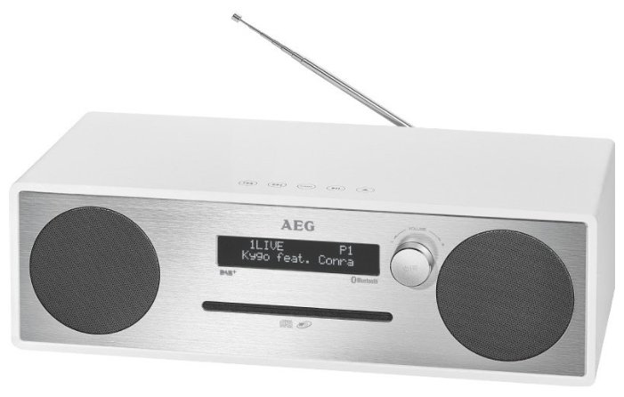 AEG MC 4469 белый